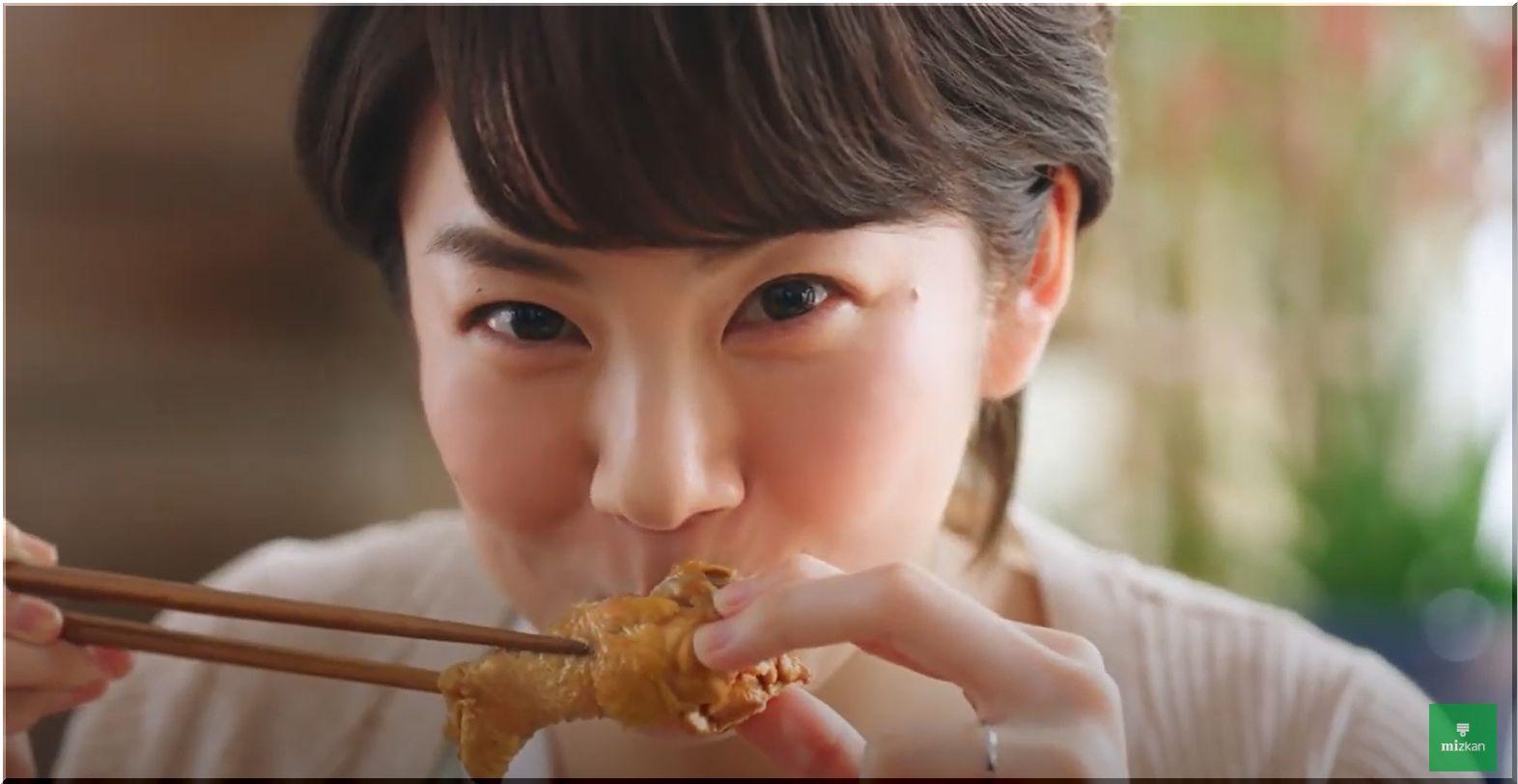 【ミツカン味ぽんCM】鶏のさっぱり煮の天才ママ、女優は誰?